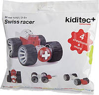 Конструктор Kiditec M-set Swiss Racer 1410, 21 деталь (3719)