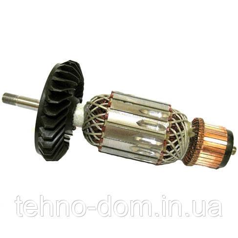 Якорь болгарки Bosch GWS 20-230,( 54*205 резьба 10мм)