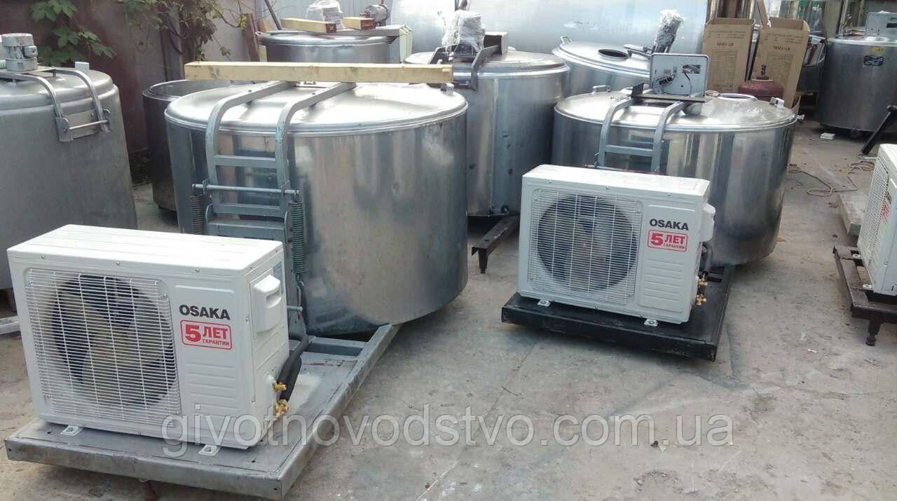 Охладитель молока (ванна) б/у 650л - ФОП Куринная Е.А. в Днепре