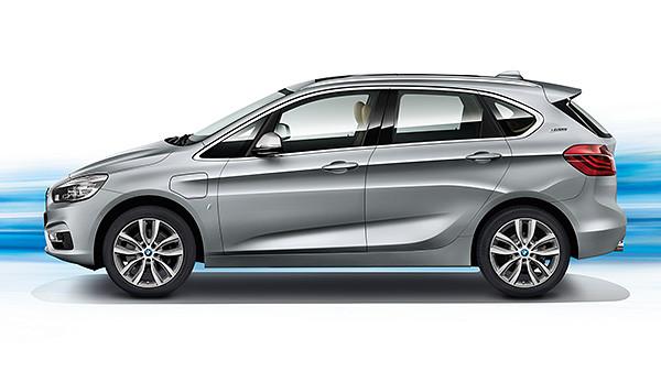 BMW 225xe гибрид