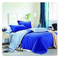 Красивое однотонное постельное бельё Valtery MO-12 CB18