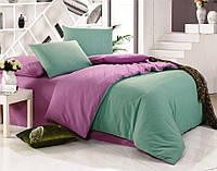 Красивое однотонное постельное бельё Valtery MO-20 CB18