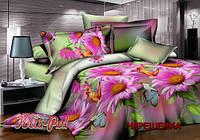 Семейный набор 3D постельного белья из Полиэстера №85814 KRISPOL™