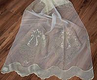 Ткань для тюли и гардин 748049