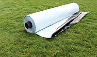 "Черно-белая пленка для силосования и для хранения зерна ""Планета Пластик"" UV-4 120мкм*12м*50м"