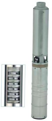 Скважинный глубинный насос Speroni SPM 50-10