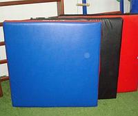 Маты  гимнастические изолон 40мм(0,8 на 1 м)