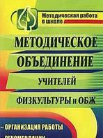 Методическое объединение учителей физкультуры и ОБЖ. Организация работы. Рекомендации