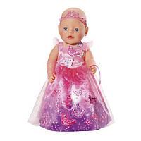 Одежда для Одежда для BABY Born Deluxe Сказочная Принцесса Zapf Creation 822425 Baby Born