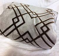 Плед-покрывало флис в ассортименте в сумочке