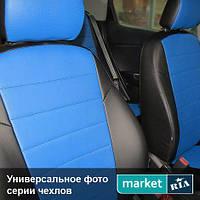 Чехлы на сиденья Toyota Prius 2003-2009 (Robinzon) Компл.: Полный комплект (5 мест)