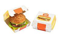Бургер-бокс/Индивидуальный дизайн
