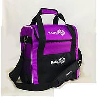 Термо рюкзак фиолетовый
