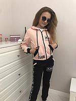 Спортивный костюм для девочек r. Размеры 134-164 152