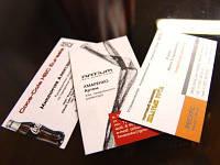 Печать визиток в Чернигове от ЧеКС! Цена — 190 грн за 1000 визиток!