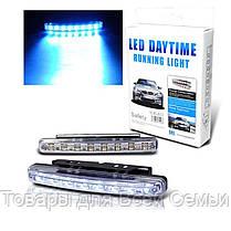 Дневные Ходовые Огни DRL 8 LED диодов, фото 2