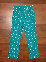 Детская одежда оптом Леггинсы с карманами для девочек оптом р.1-7лет, фото 1