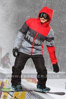 Мужской сноубордический костюм FREEVER (snowboard) (Код: 6121-4)