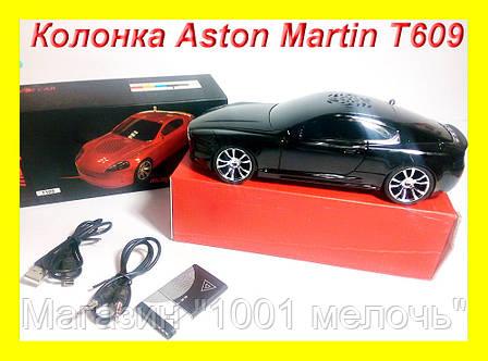 "Портативная акустика машинка ""Aston Martin"" T109, фото 2"