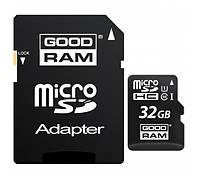 Карта памяти microSDHC 32GB GoodRam 10х