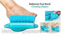 Щётка для ног на присоске Foot Brush, фото 3