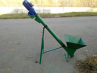 Шнековый транспортер, винтовой погрузчик ШТС-89, зернопогрузчик