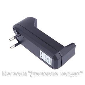 Зарядное устройство на две батареи 18650 LED CHARGER 2 board!Опт, фото 2