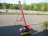 Шнековый транспортер, винтовой погрузчик ШТС-102, зернопогрузчик