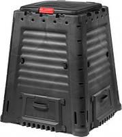 Компостер садовый Keter Mega Composter 650 л черный (17184214900)