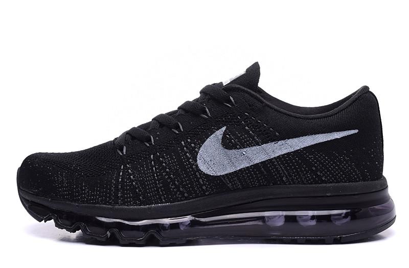 20610656 Инетрнет магазин спортивной Nike Air Max Flyknit All Black. Лучшие модели  кроссовок у нас. Инетрнет магазин спортивной