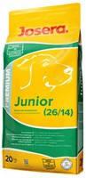 Сухой корм Josera Junior для щенков 20 кг.