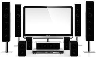 Телевизоры, аудио и видео электроника
