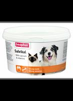 Beaphar Salvical (Біфар Салвикал) Вітамінно-мінеральна добавка для зубів і кісток (порошок)250г