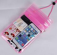 Большой водонепроницаемый чехол сумка для телефона, планшета, документов XXL