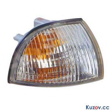 Указатель поворота Daewoo Nexia 95-08 правый, рифленый рассеиватель (D