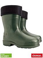 Резиновые сапоги мужские (рабочая обувь DEMAR Польша) BDFARMER Z
