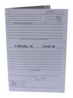 Папка архивная нотариуса Дело № Том №