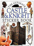 Ult Sticker Bk:Castle & Knight