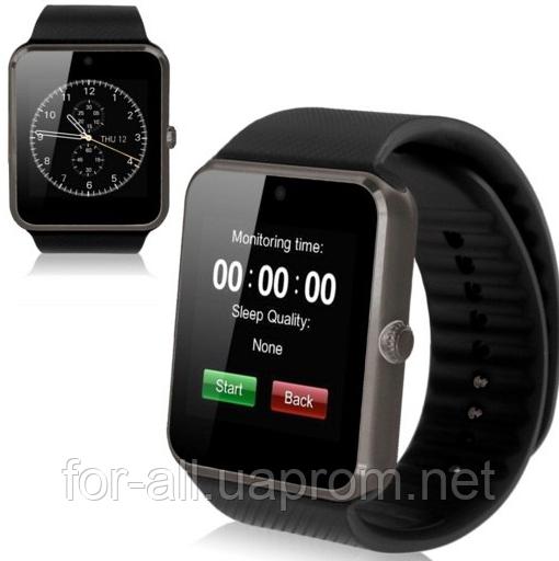 Лучшие умные часы Smart Watch GT08 black