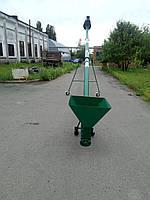 Шнековый транспортер, винтовой погрузчик ШТС-114, зернопогрузчик