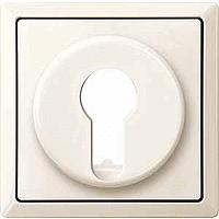 Центральная плата для переключателя с фиксатором рольставни Merten Бежевый (MTN319644)