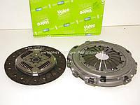 Комплект сцепления на Рено Лоджи 1.5dci (K9K612+K9K830+К9К838) - Valeo (Франция) - 828012