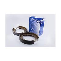 Колодки тормозные барабанного тормоза ГАЗ 2410-3110 (зад) AT 2090-024BP Код:454635284