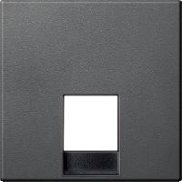 Центральная плата телефонной розетки RJ12 Merten Антическая Латунь (MTN463514)