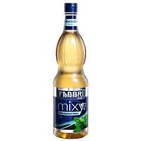 Сироп FABBRI MixyBar Белая мята  Бутылка 1 л