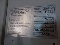 Станок покрасочный автомат MAKOR CSP 4.6