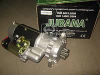 Стартер МАЗ с. двигун 236-238 656-658 Євро-3, Z=10 редукторний виробництво ТМ JUBANA
