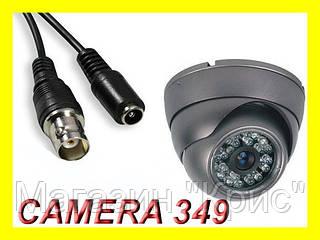 Камера Видеонаблюдения CAMERA 349
