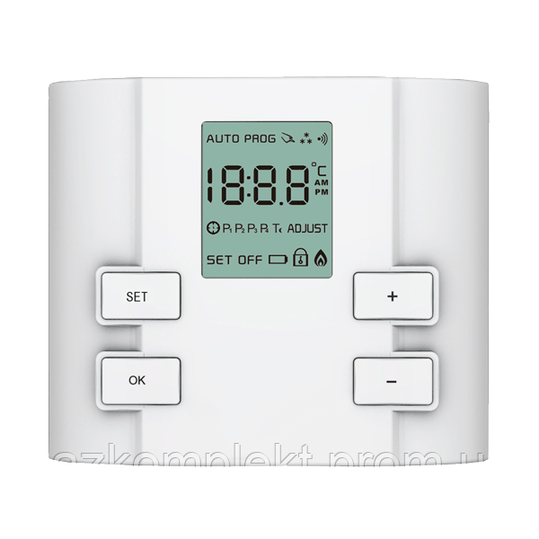 Термостат беспроводной с ЖК-дисплеем ZOOM WH401 RF