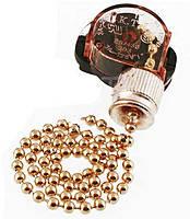 Выключатель Lemanso новый с цепочкой античное золото LMA032